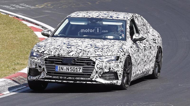 2017 - [Audi] A6 Berline & Avant [C8] - Page 3 2019-a11