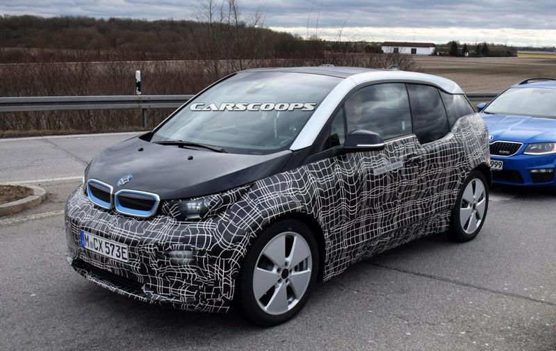 2017 - [BMW] i3 restylée 2019-b11