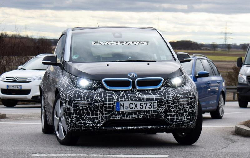 2017 - [BMW] i3 restylée 2019-b12