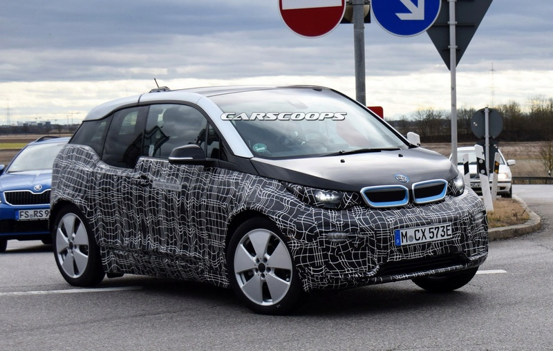 2017 - [BMW] i3 restylée 2019-b13