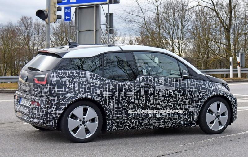 2017 - [BMW] i3 restylée 2019-b15