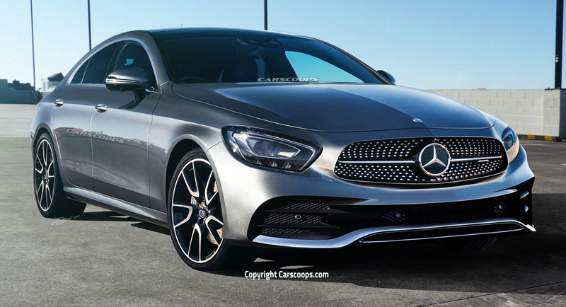 2018 - [Mercedes] CLS III  - Page 2 2019-m10