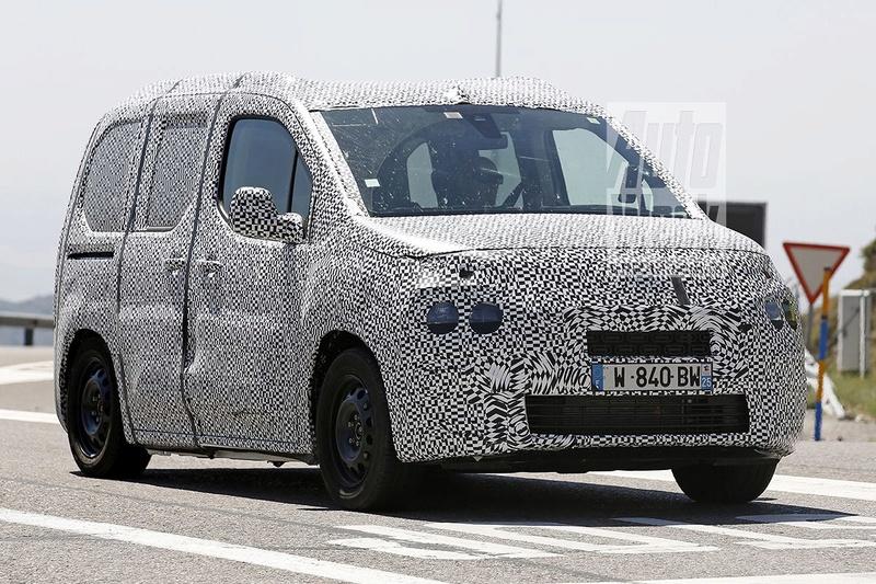 2018 - [Peugeot/Citroën/Opel] Rifter/Berlingo/Combo [K9] - Page 5 339y1u10