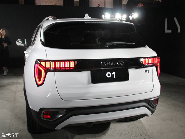 2017 - [Lynk&Co] 01 SUV - Page 2 640_4820