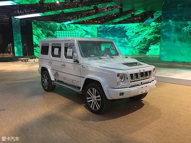2017 - [Chine] Salon Auto de Shanghai  640_4871