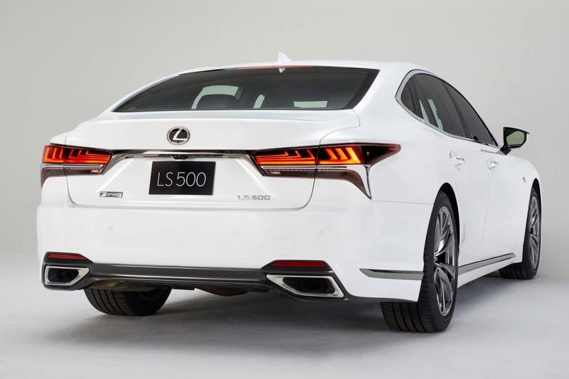 2016 - [Lexus] LS  - Page 4 6zjyji10