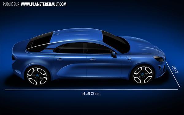 2020 - [Alpine] GT 4 portes Alpine10