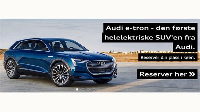 2018 [Audi] E-Tron Quattro Audi-e23