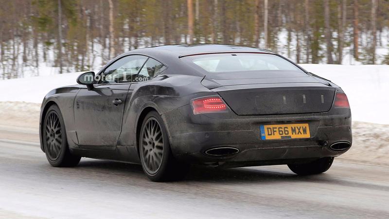 2017 - [Bentley] Continental GT - Page 2 Bentle18