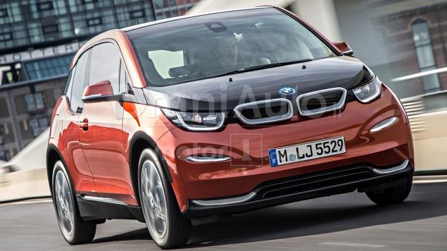 2017 - [BMW] i3 restylée Bmw-i310