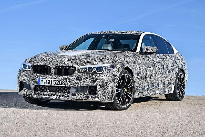 2017 - [BMW] M5 [F90] - Page 2 Bmw-m510