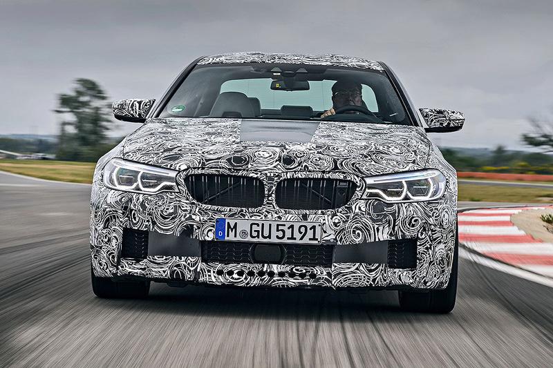 2017 - [BMW] M5 [F90] - Page 2 Bmw-m511