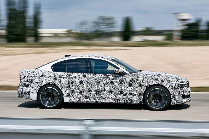 2017 - [BMW] M5 [F90] - Page 2 Bmw-m512