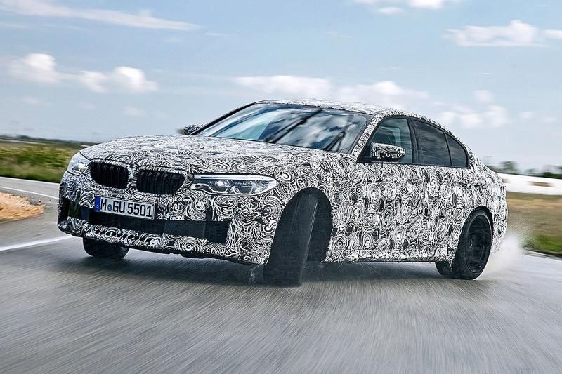 2017 - [BMW] M5 [F90] - Page 2 Bmw-m515