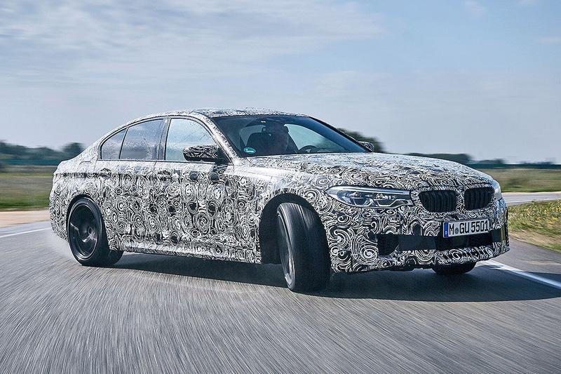 2017 - [BMW] M5 [F90] - Page 2 Bmw-m516