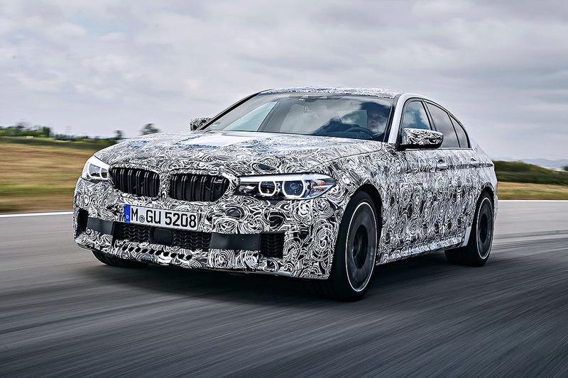 2017 - [BMW] M5 [F90] - Page 2 Bmw-m518