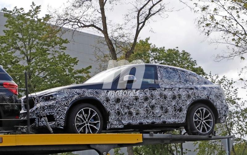 2018 - [BMW] X4 II [G02] Bmw-x411