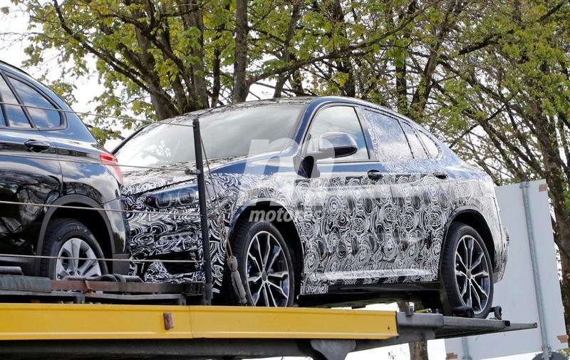 2018 - [BMW] X4 II [G02] Bmw-x413