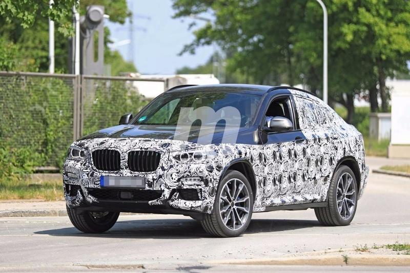 2018 - [BMW] X4 II [G02] Bmw-x422