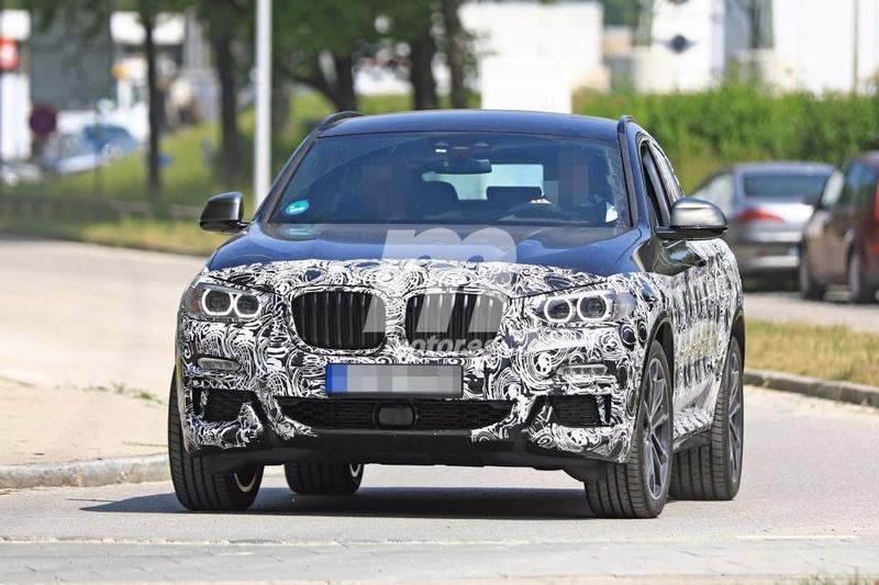 2018 - [BMW] X4 II [G02] Bmw-x423