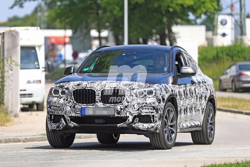 2018 - [BMW] X4 II [G02] Bmw-x424