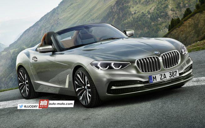 2018 - [BMW] Z4 (G29) - Page 2 Bmw-z510