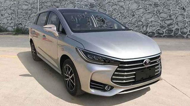2017 - [Chine] Salon Auto de Shanghai  Byd-so10