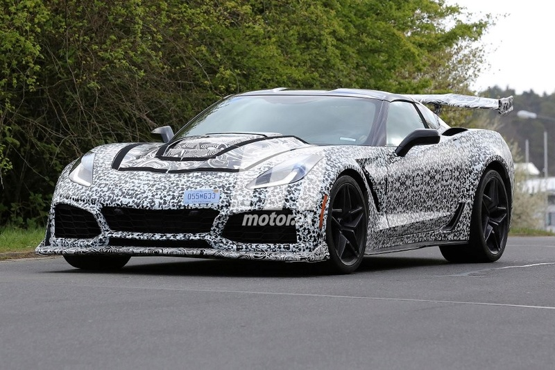 2014 - [Corvette] Stingray Z06 [C7] - Page 3 Chevro10