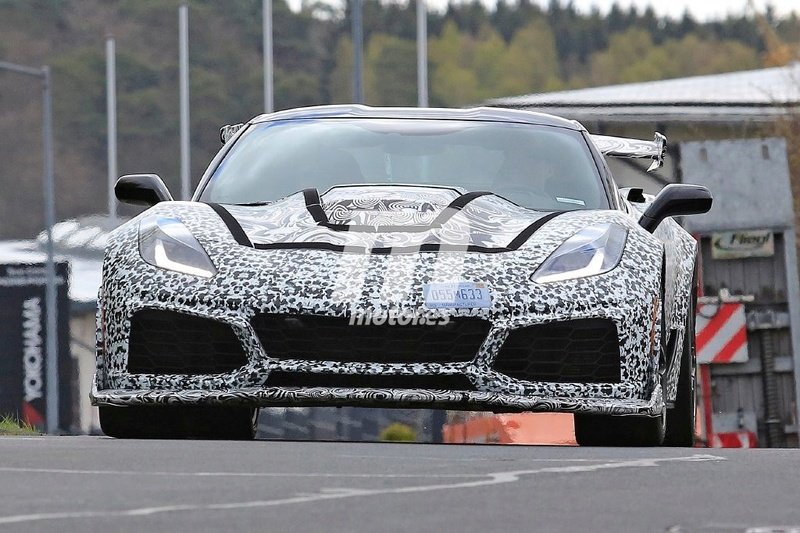 2014 - [Corvette] Stingray Z06 [C7] - Page 3 Chevro11