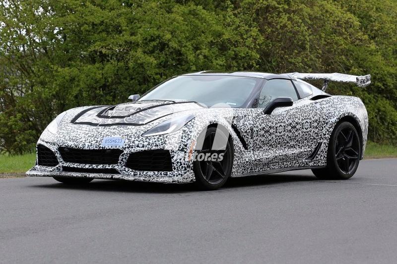 2014 - [Corvette] Stingray Z06 [C7] - Page 3 Chevro12