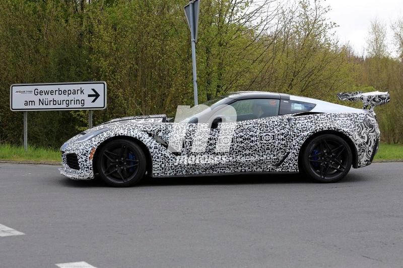2014 - [Corvette] Stingray Z06 [C7] - Page 3 Chevro14