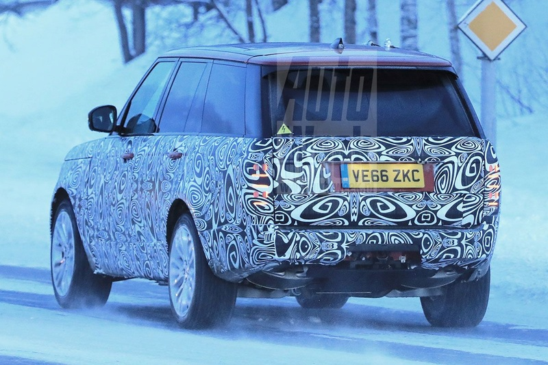 2017 - [Land Rover] Range Rover/ Sport/ SVR restylés Fdcy2a10