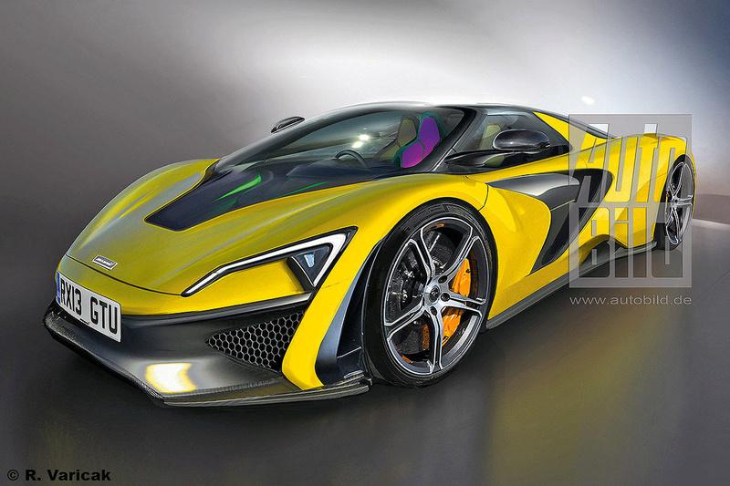 2019 - [McLaren] Speedtail (BP23) Hyperc10