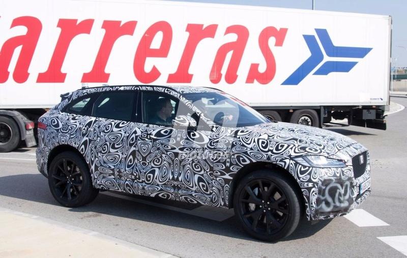2015 - [Jaguar] F-Pace - Page 14 Jaguar13