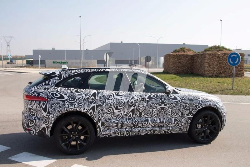 2015 - [Jaguar] F-Pace - Page 14 Jaguar14