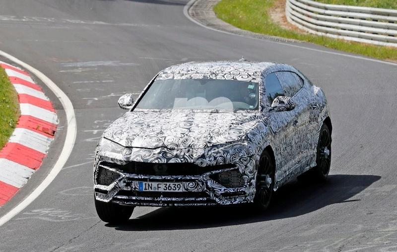 2018 - [Lamborghini] SUV Urus [LB 736] - Page 6 Lambor22