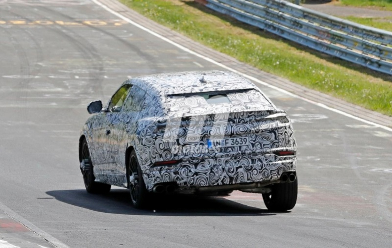 2018 - [Lamborghini] SUV Urus [LB 736] - Page 6 Lambor27