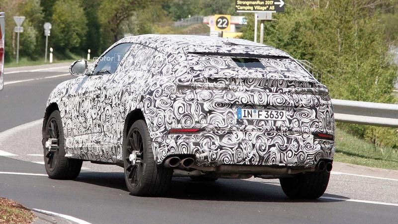 2018 - [Lamborghini] SUV Urus [LB 736] - Page 6 Lambor35