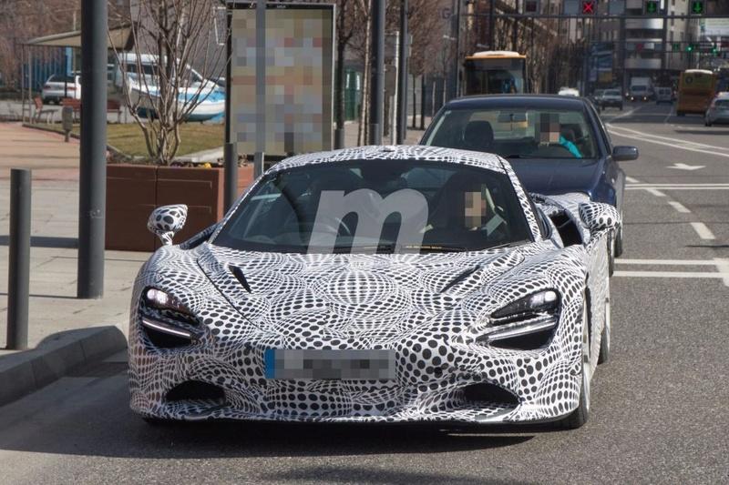 2017 - [McLaren] 720S (P14) - Page 2 Mclare11