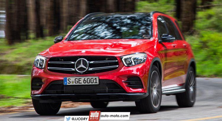 2018 - [Mercedes] GLE II ( ML IV ) - Page 3 Merce141