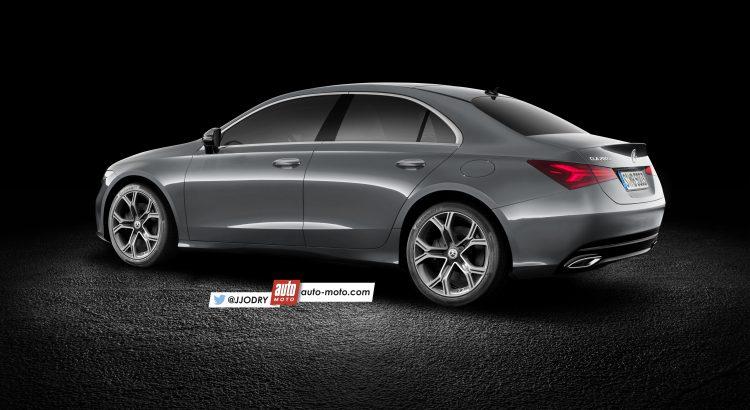 2019 - [Mercedes-Benz] CLA II Merce143