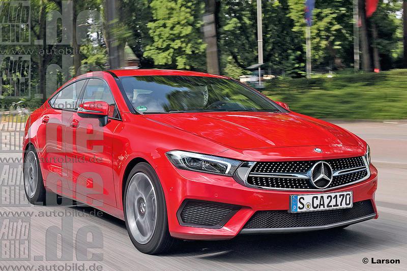 2019 - [Mercedes-Benz] CLA II Merce145