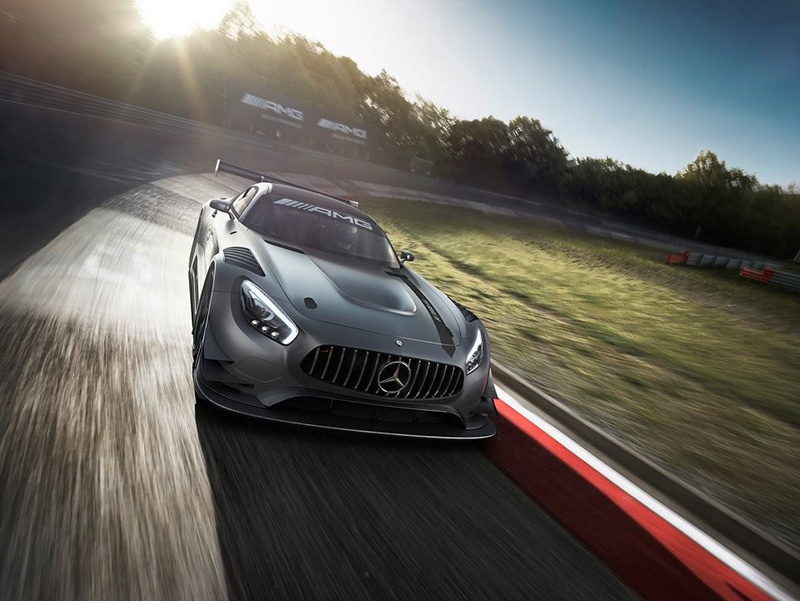 2014 - [Mercedes-AMG] GT [C190] - Page 30 Merce159