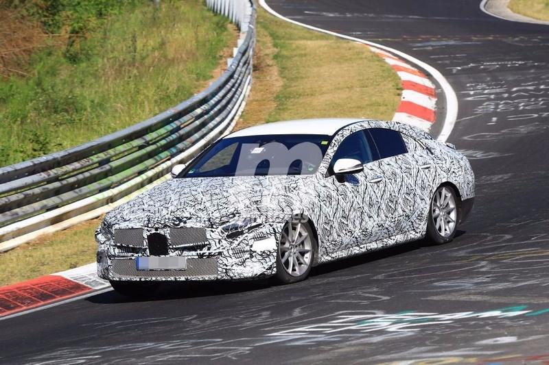 2018 - [Mercedes] CLS III  - Page 3 Merce195