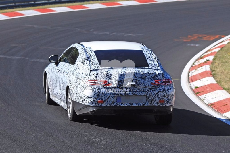 2018 - [Mercedes] CLS III  - Page 3 Merce200