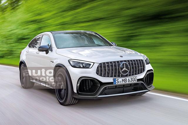 2018 - [Mercedes-Benz] GLC/GLC Coupé restylés Merce218
