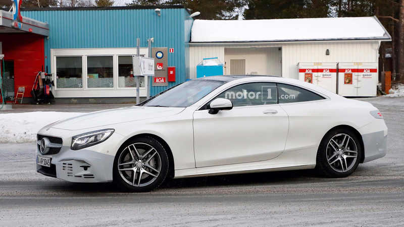 2016 - [Mercedes-Benz] Classe S restylée - Page 3 Merced14