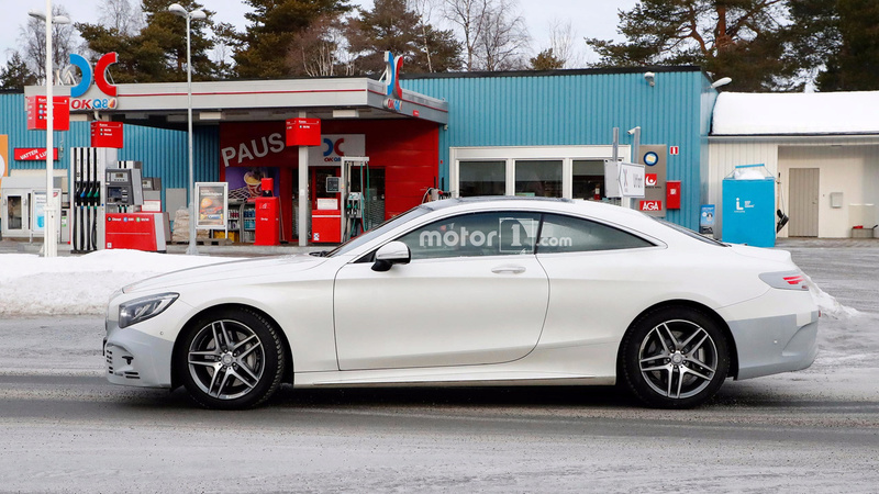 2016 - [Mercedes-Benz] Classe S restylée - Page 3 Merced15
