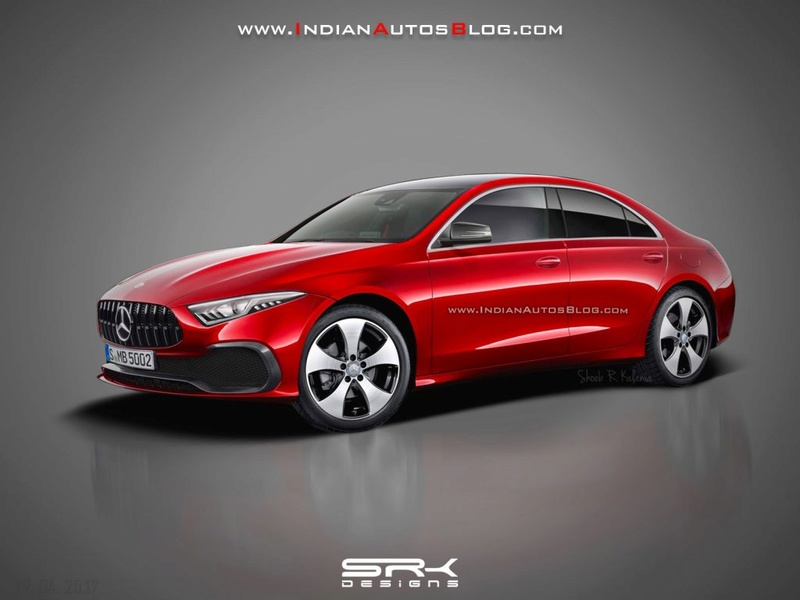 2018 - [Mercedes-Benz] Classe A Sedan Merced88