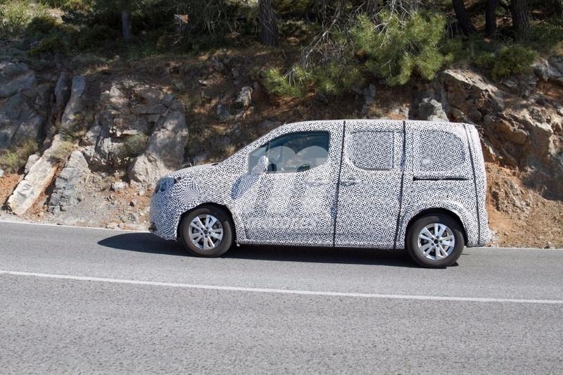 2018 - [Peugeot/Citroën/Opel] Rifter/Berlingo/Combo [K9] - Page 4 Peugeo33